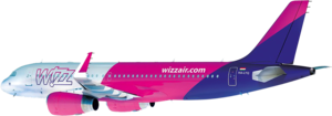 Wizz Air avio karta